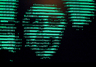 stills from ASCII History of Moving Images ,Vuk osi