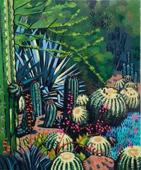 Desert Garden #2, Curtis Hoekzema