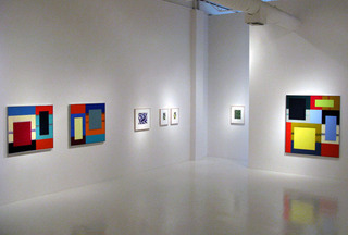 Exhibition at R.B. Stevenson Gallery, Charles Arnoldi