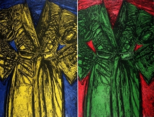 The Kindergarten Robes,Jim Dine