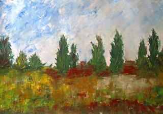 colored field, abramovich patricia