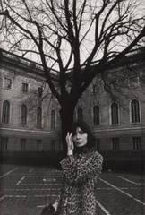 Juliette Gréco, Ost-Berlin , Arno Fischer
