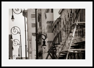 Around Town, Malecon Struts, Kevin Slack