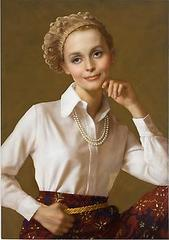 Constance Towers, John Currin