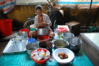 Lunch Lady, (Hoi-An, Vietnam), ,Catherine de Zágon