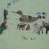 W-duckgreenwater2006-24x36