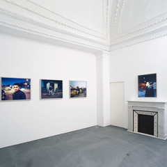 Installation View, Tobias Zielony