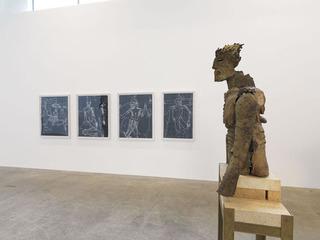 Installation View, Matthew Monahan