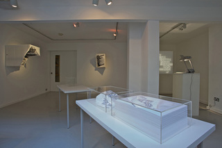 \'There is no why\' installation shot, Alida Sayer