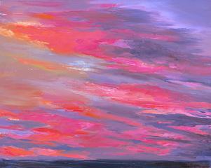 Sunset I, Seda Saar