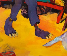 Scary Monsters II, Michael Ajerman