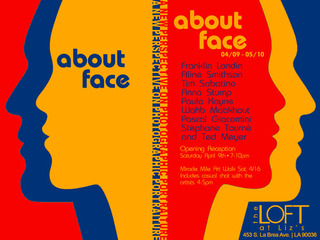 About Face - A New Perspective on Photographic Portraiture, Aline Smithson, Ted Meyer, Franklin Londin, Tim Sabatino, Anna Stump, Pascal Giacomini, Wahb Mabkhout, Stéphane Tourné