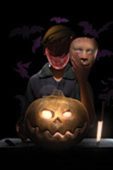 Halloween Boy, Scott Spencer