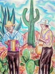 Los Dos Cochinitos, Jesus Frausto