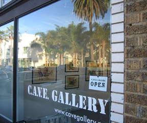 From window of our new Abbot Kinney space,