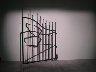 Untitled (The Gate), Shilpa Gupta