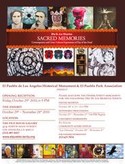 Sacred Memories, Tlaloc, Olivia Barrionuevo