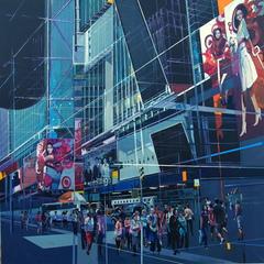 Times Square, Josep Frances