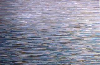 Reflections in Blue, Barbara Kolo