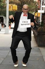I\'m a terrorist, michael mut