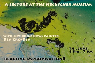 REACTIVE IMPROVISATIONS, Ken Cro-Ken