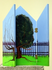 Triptych, Olivia Penwell McCoy