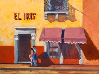 El Iris, Ann Langston