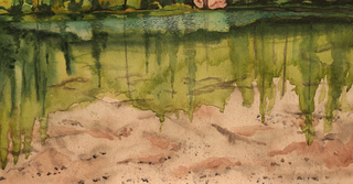 Sand Pond Reflection 16 , Kay Russell