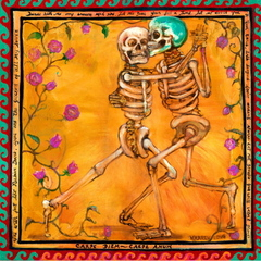 Dancing Skeletons, Warren Long