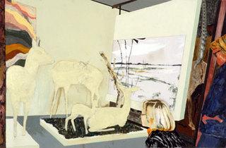 Roe–deer, Mamma Andersson