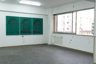 Beyond the Zero installation view,Dean Sameshima