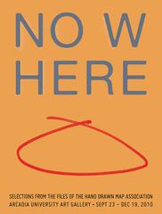 Exhibition poster, Kris Harzinski