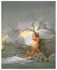 Snowman, Lisa Yuskavage