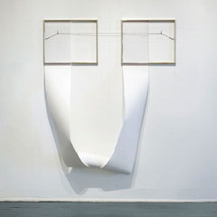 Double Frame / Torn Photo, Nicholas Knight
