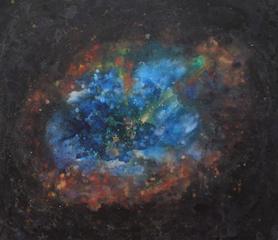 Lagoon Nebula, Lea Petmezas