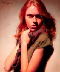 Red, Casey Baugh