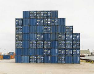 Containers, Untitled, 1231 Antwerpen, Frank Breuer