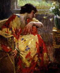 In her Kimono, Matteo Sandona