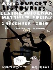 , Elaine Duigenan, Matthew Robins