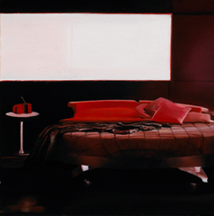 Black Space (circular bed),John McGuire Olsen