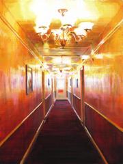 Roter Korridor, Anja Ganster