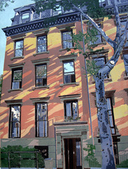 Brooklyn Brownstones, Walter Buttrick
