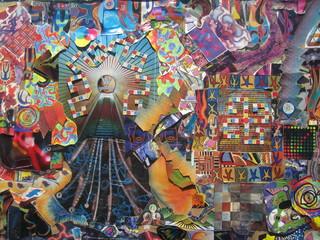 Collage, Derek Franz