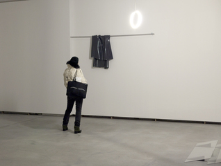 The Hole (installation view), Awst & Walther