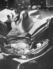 Evelyn McHale, James Unsworth