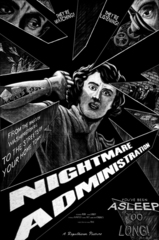 Nightmare Administration,David Trulli