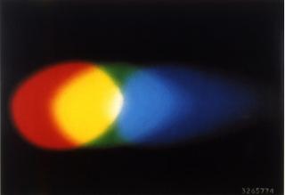 The Light of Consciousness #3, Jonathan Borofsky