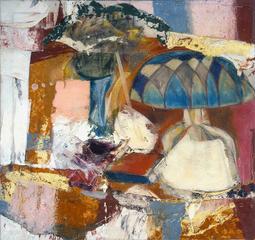 Lamp and Vase, Michael Goldberg