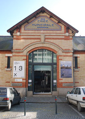 La Criée centre for contemporary arts,