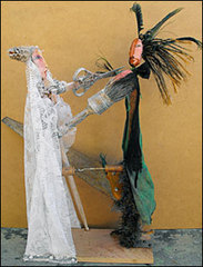 Exchanging Vows, Patricia Krebs